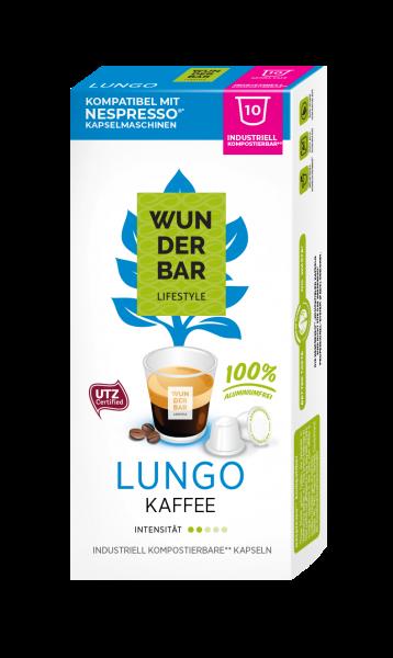 Wunderbar Lifestyle Lungo - 10 Kapseln